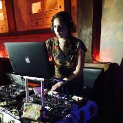 DJ Carmencha (Courtesy Maracuyeah)