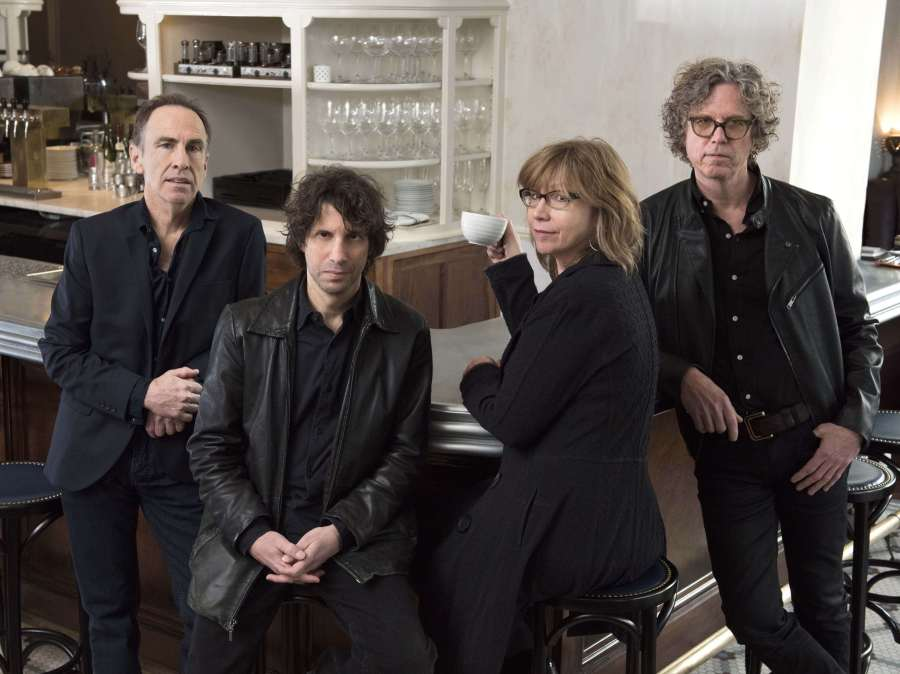 The Jayhawks' new album, Paging Mr. Proust, comes out April 29.