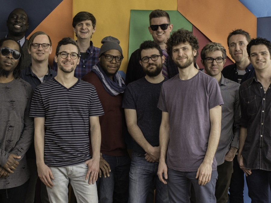 Snarky Puppy's new album, Culcha Vulcha, comes out April 29.