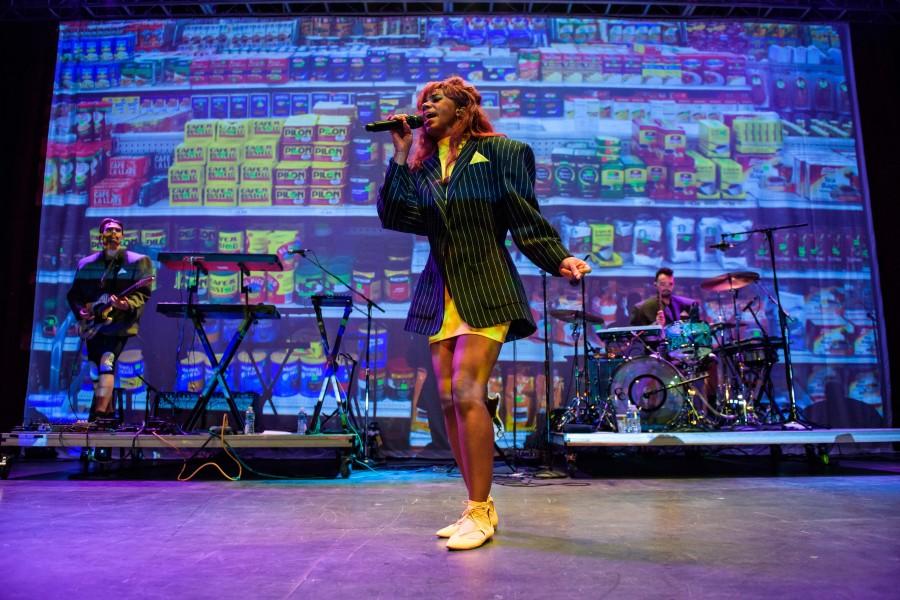 Santigold Performs in Silver Spring, MD