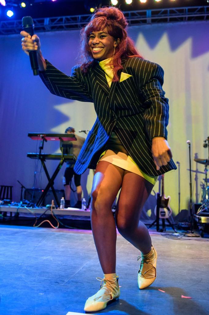 Santigold at Fillmore Silver Spring