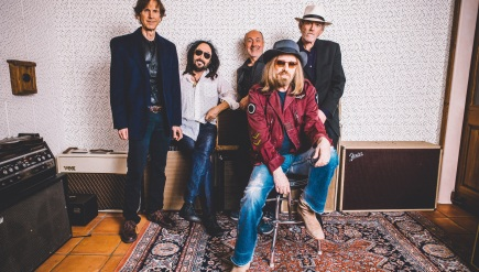 Mudcrutch's new album, 2, comes out May 20.