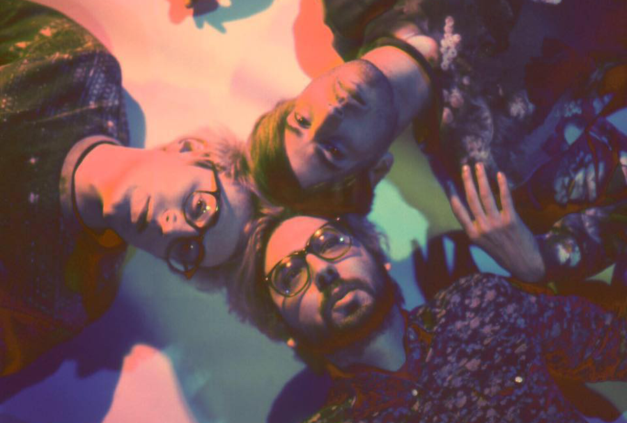 "The song ""Luxor Obelisk"" takes ""a jab at male possessiveness,"" says Austin Gallas of experimental pop trio CrushnPain."