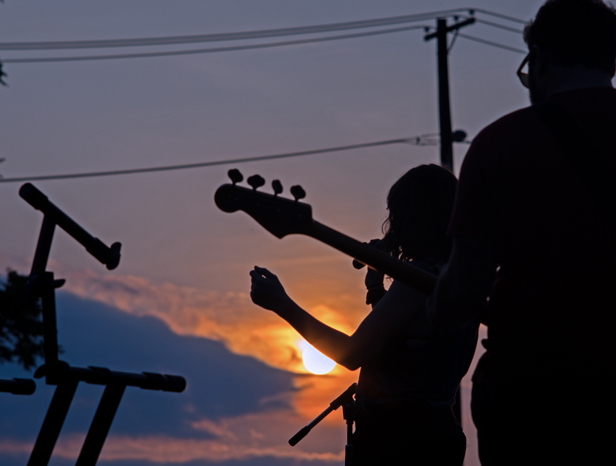After two years of bumps, what's going on with this summer's Fort Reno concert series?