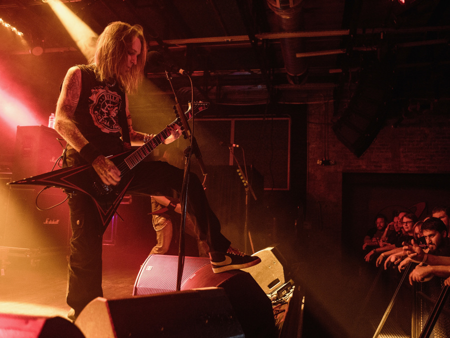 Children of Bodom is one of the many bands in Finland's vibrant — and unique — heavy metal scene.