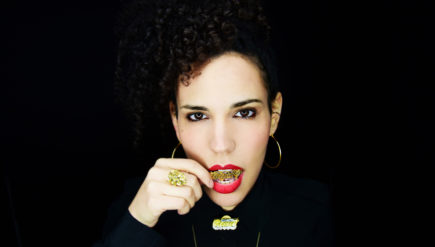 Xenia Rubinos' new album, Black Terry Cat, comes out June 3.