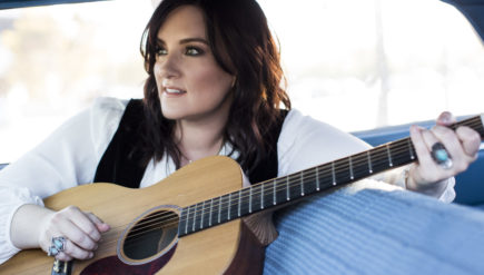 Brandy Clark's new album, Big Day In A Small Town, comes out June 10.