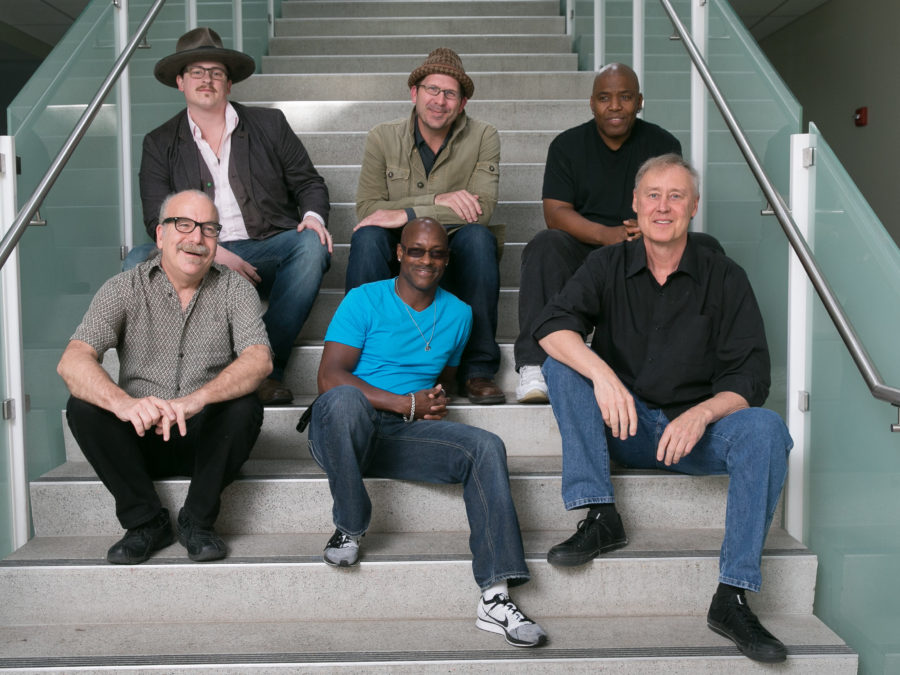 Bruce Hornsby And the Noisemakers' new album, Rehab Reunion, comes out June 17.