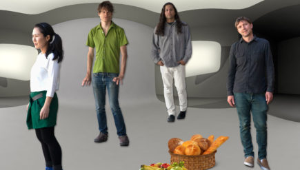 Deerhoof's new album, The Magic, comes out June 24.