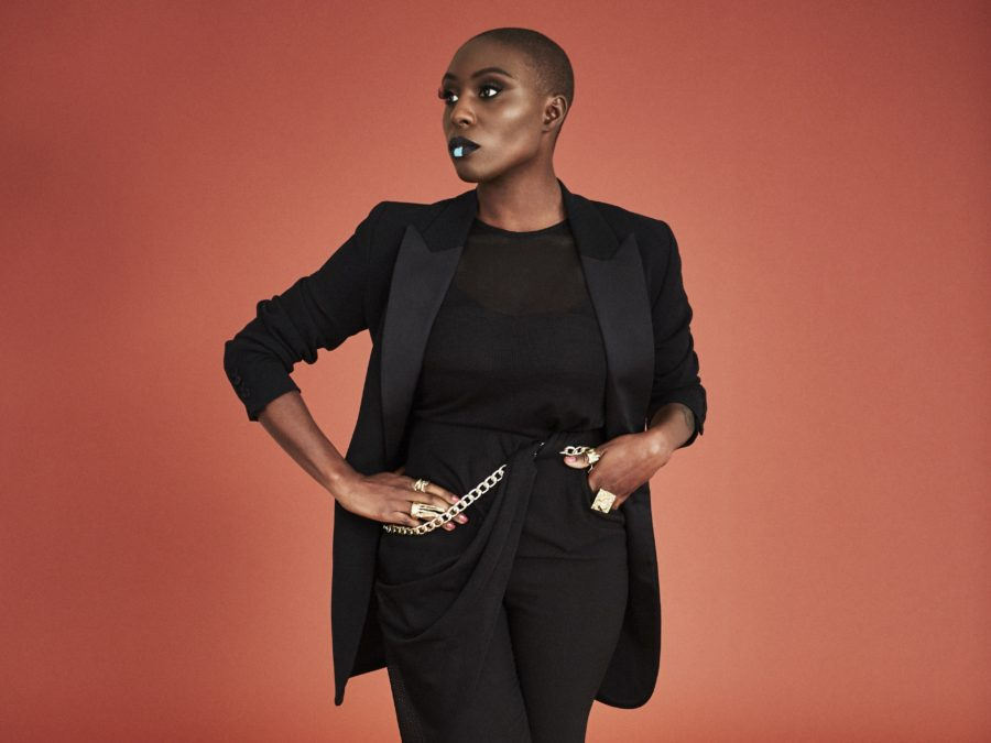 Laura Mvula's new album, The Dreaming Room, comes out June 17.