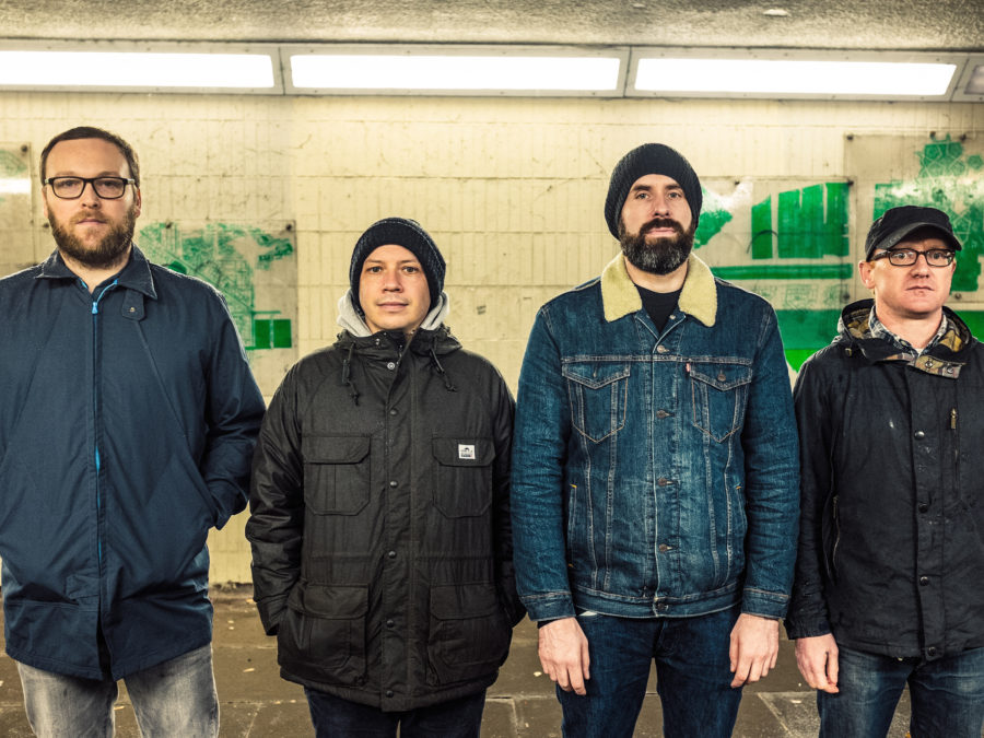 Mogwai's new album, Atomic, comes out June 17.