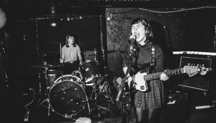 Out of her shell: Young musician Lindsey Jordan leads Maryland outfit Snail Mail.