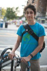 Brett Isaacoff of DZ Tapes (photo: Julia Leiby)