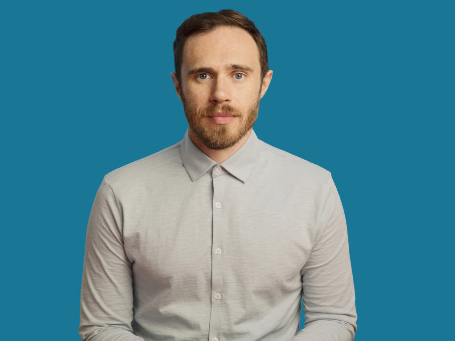 James Vincent McMorrow's new album, We Move, comes out Sept. 2.