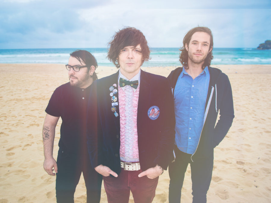 Beach Slang's new album, A Loud Bash Of Teenage Feelings, comes out Sept. 23.