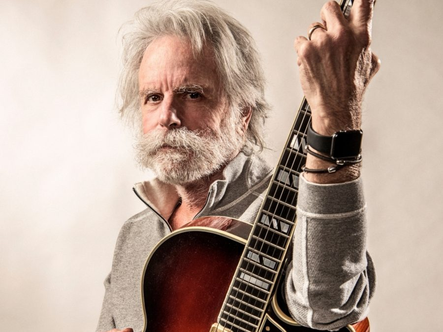 Bob Weir's new album, Blue Mountain, comes out Sept. 30.
