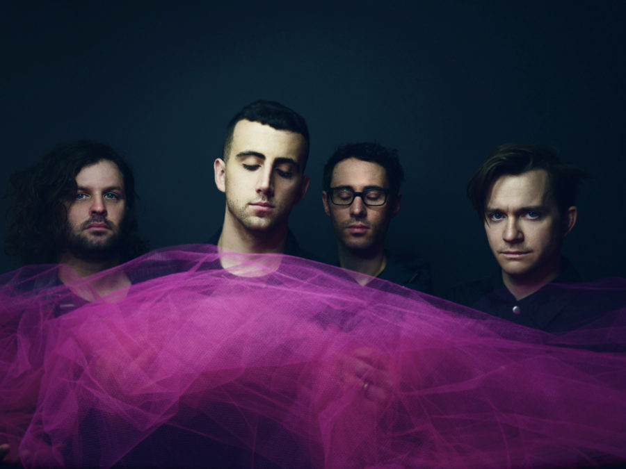 Cymbals Eat Guitars' new album, Pretty Years, comes out Sept. 16.