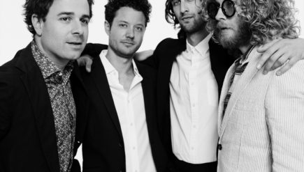 Dawes' new album, We're All Gonna Die, comes out Sept. 16.