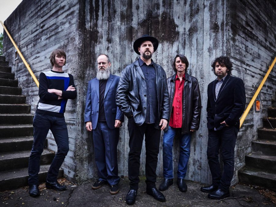 Drive-By Truckers' new album, American Band, comes out Sept. 30.