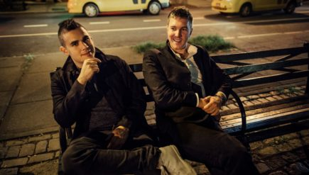 Hamilton Leithauser + Rostam's new album, I Had A Dream That You Were Mine, comes out Sept. 23.