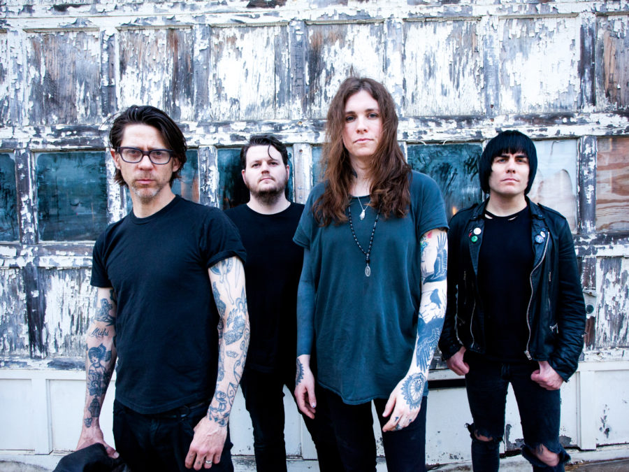 Against Me!'s new album, Shape Shift With Me, comes out Sept. 16.