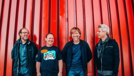 Phish's new album, Big Boat, comes out Oct. 7.