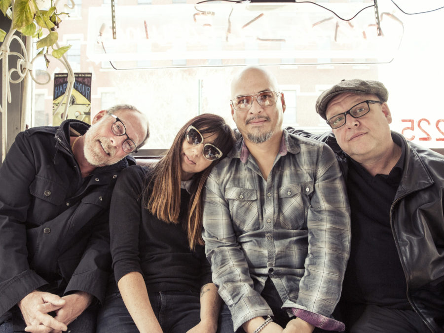 Pixies new album, Head Carrier, comes out Sept. 30.