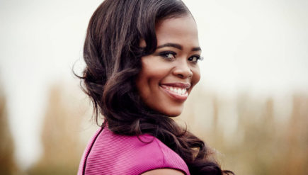 Pretty Yende's new album, A Journey, comes out Sept. 16.