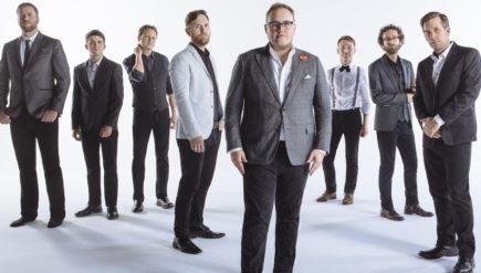 St. Paul & The Broken Bones' new album, Sea Of Noise, comes out Sept. 9.