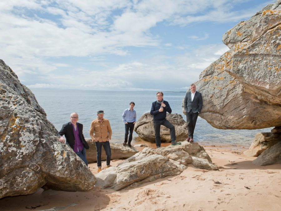 Teenage Fanclub's new album, Here, comes out Sept. 9.