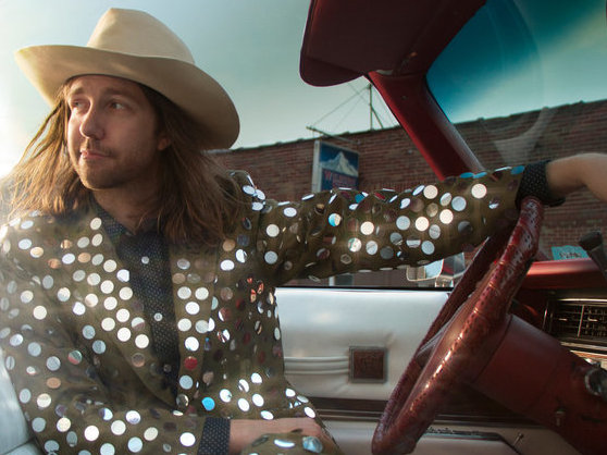 Aaron Lee Tasjan's new album, Silver Tears, comes out Oct. 28.