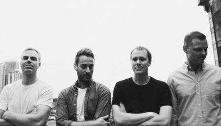 American Football's new album, American Football, comes out Oct. 21.