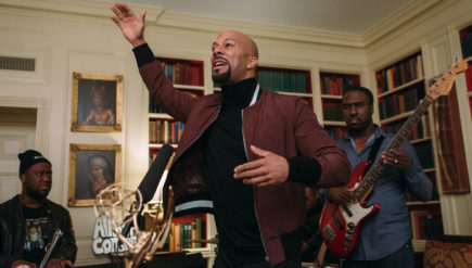 Tiny Desk Concert with Common & The Super Friends.
