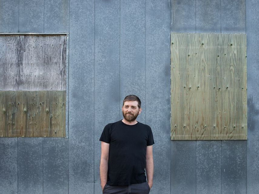 John K Samson's new album, Winter Wheat, comes out Oct. 21.