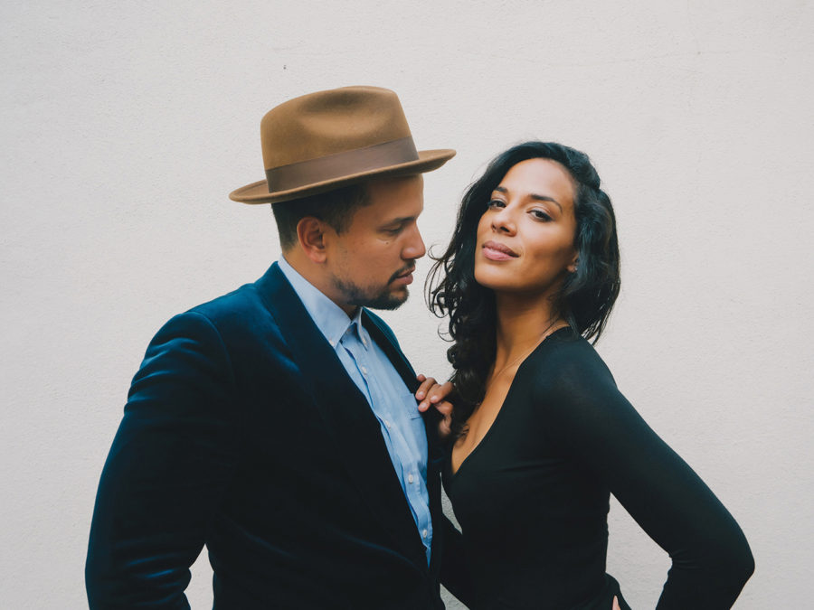 Johnnyswim's new album, Georgica Pond, comes out Oct. 14.