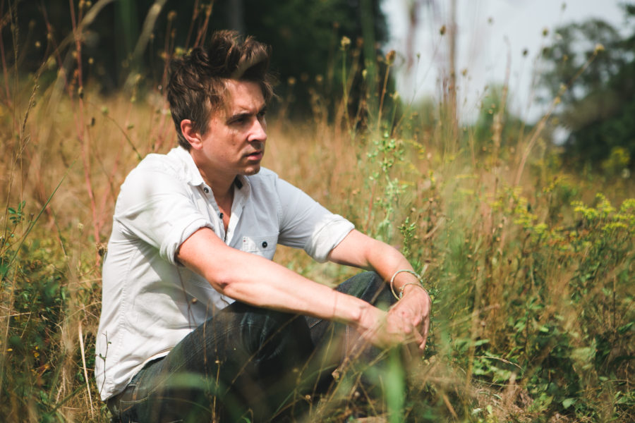 This weekend Luke Brindley will be celebrating 15 years of music at the Virginia club that he bought with his brothers. He's got a new solo album, too.