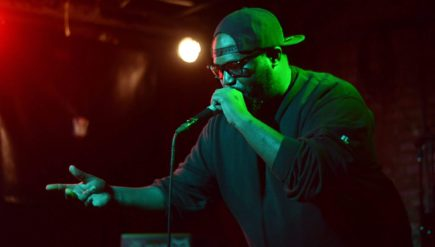 Ardamus has a new EP called After I Replace You, and he's performing twice this weekend in D.C.