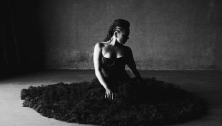 Tanya Tagaq's new album, Retribution, comes out Oct. 21.