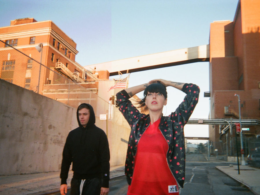 Sleigh Bells' new album, Jessica Rabbit, comes out Nov. 11.