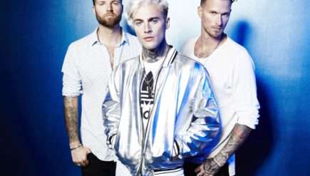 Highly Suspect's new album, The Boy Who Died Wolf, comes out Nov. 18.
