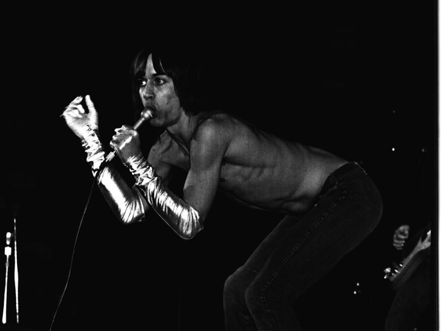 """There's nothing quite like the music ... that I've been privileged to inhabit,"" Iggy Pop says. ""And I try to bring it to the people."""