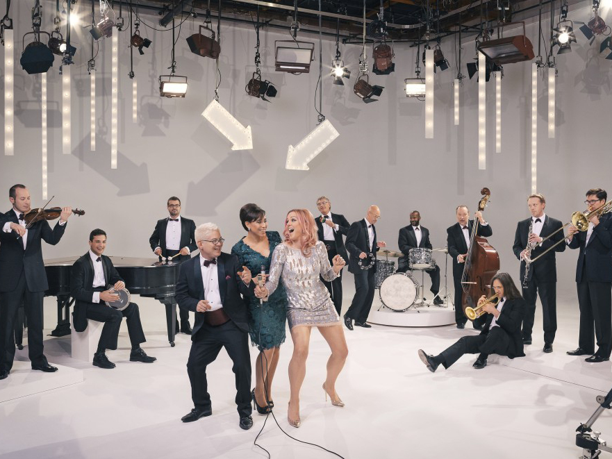 Pink Martini's new album, Je Dis Oui!, comes out Nov. 18.