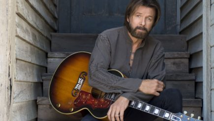 Ronnie Dunn's new album, Tattooed Heart, comes out Nov. 11.