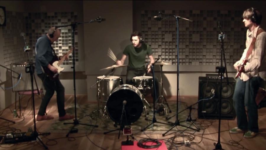 Sunwolf live at WAMU in 2014.