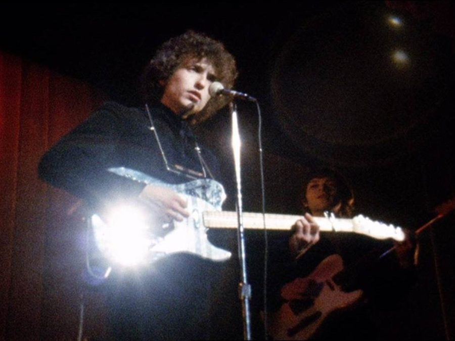 Bob Dylan's compilation album of live recordings, The 1966 Live Recordings, comes out Nov. 11.