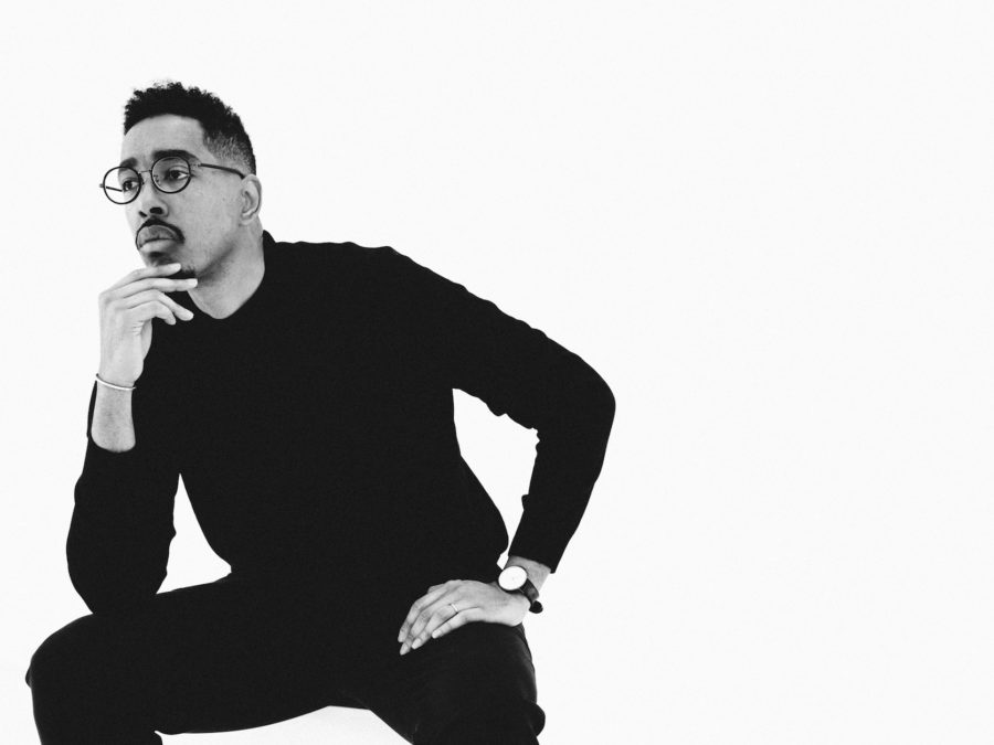 Oddisee's new album, The Iceberg, comes out Feb. 24.