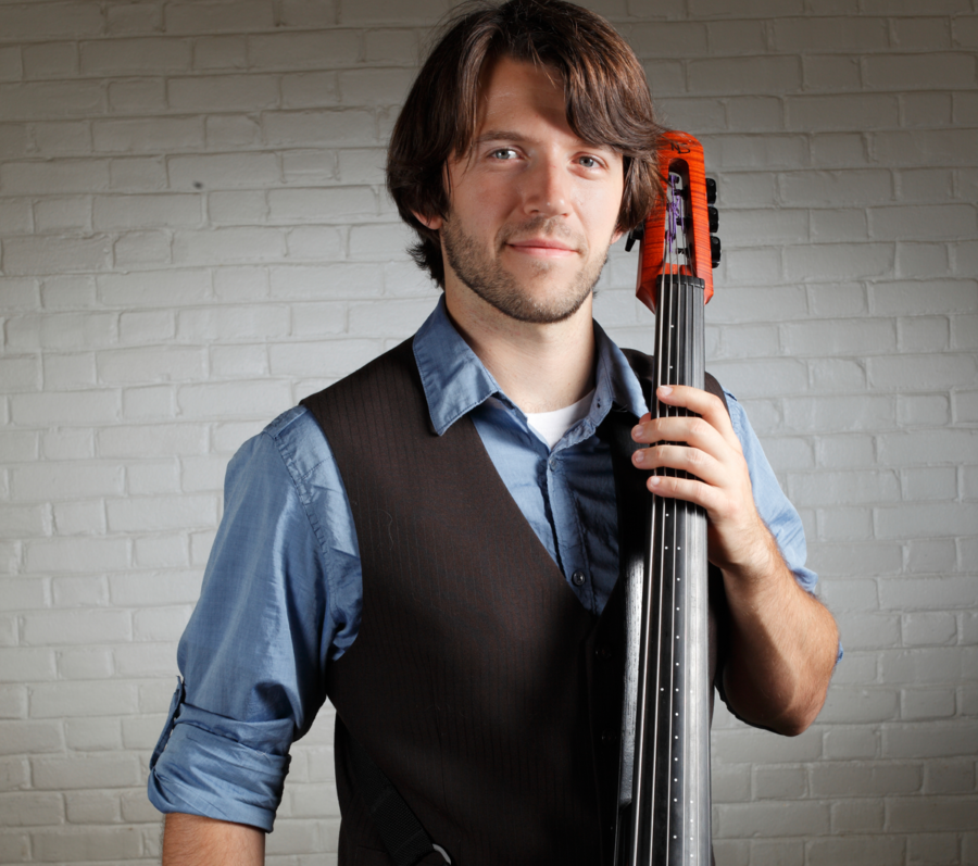 Cellist Wytold teaches music workshops for soldiers at Walter Reed military hospital in D.C. He says the experience has changed his approach to music.